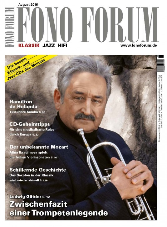 Fono Forum August 2016