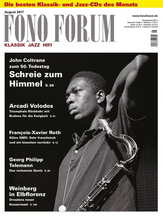FONO FORUM August 2017