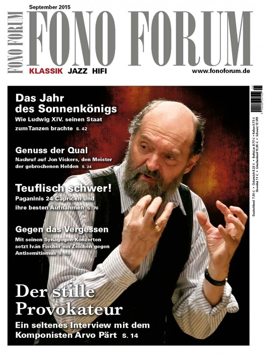 Fono Forum September 2015