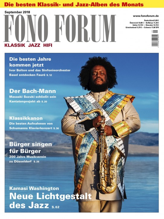 FONO FORUM September 2018