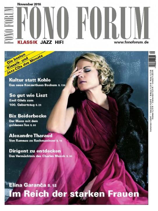 Fono Forum November 2016