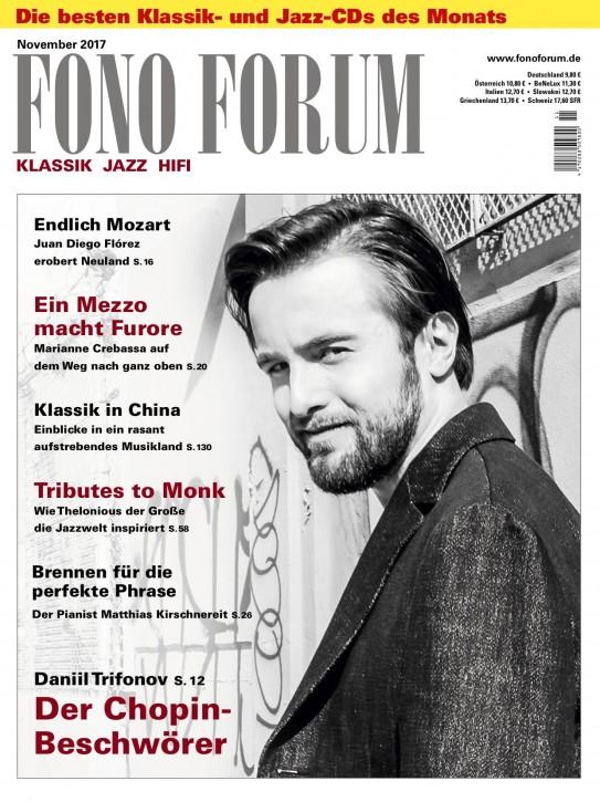 FONO FORUM November 2017