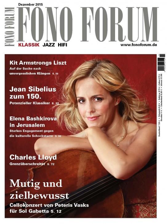 Fono Forum Dezember 2015