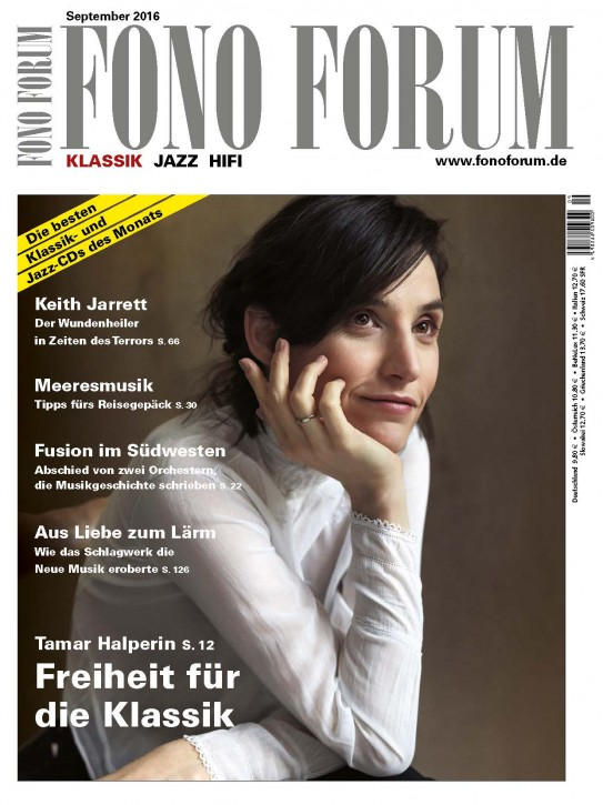 Fono Forum September 2016