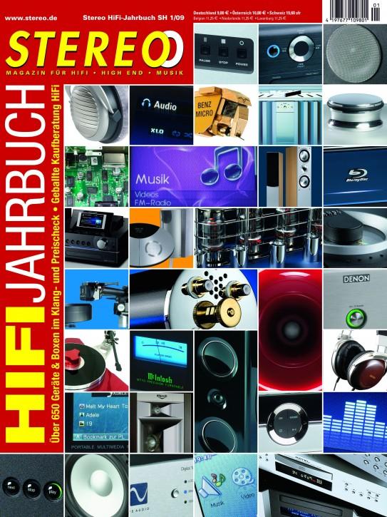 HiFi-Jahrbuch 1/2009