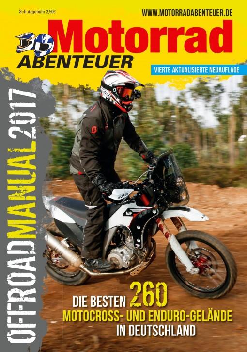 MotorradABENTEUER OFFROADMANUAL 2017