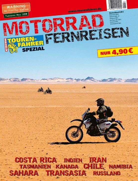 TF-Spezial Motorrad Fernreisen