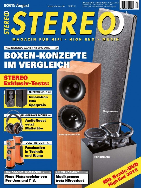 STEREO August 2015