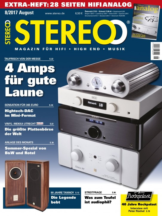 STEREO August 2017