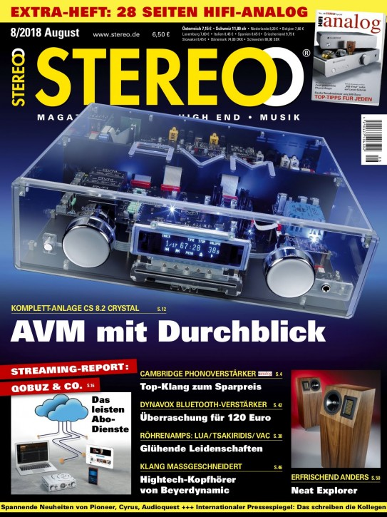 STEREO August 2018