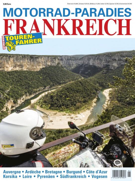 MOTORRAD PARADIES FRANKREICH