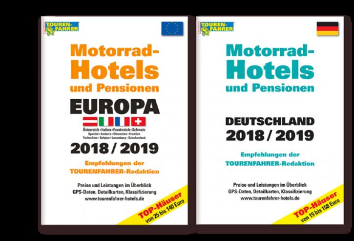 TOURENFAHRER Hotel-Special 2018/2019 Deutschland + Europa