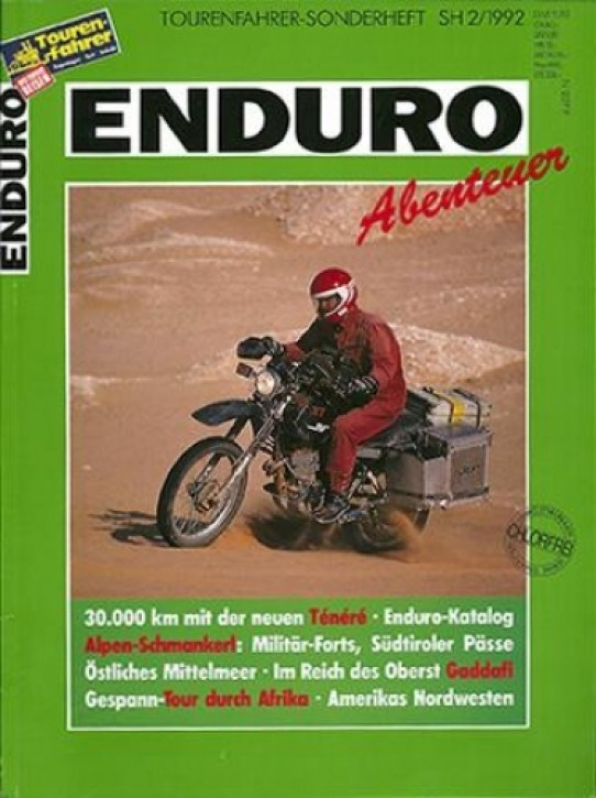 TF-Spezial Enduro-Abenteuer