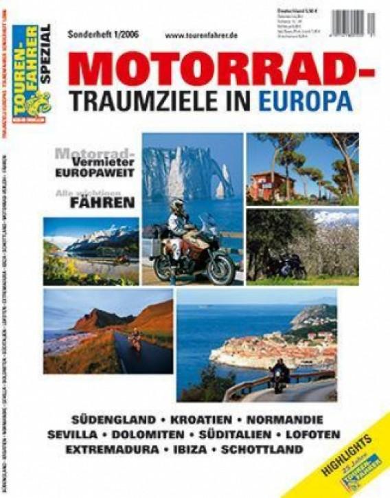 TF-Spezial Motorrad-Traumziele in Europa