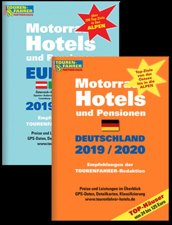 TOURENFAHRER Hotel-Special 2019/2020 Deutschland + Europa