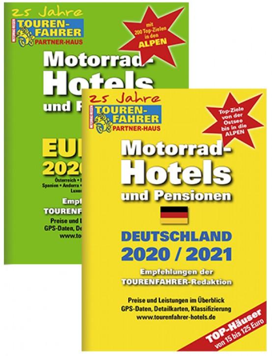 TOURENFAHRER Hotel-Special 2020/2021 Deutschland + Europa