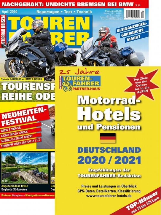 TOURENFAHRER April 2020