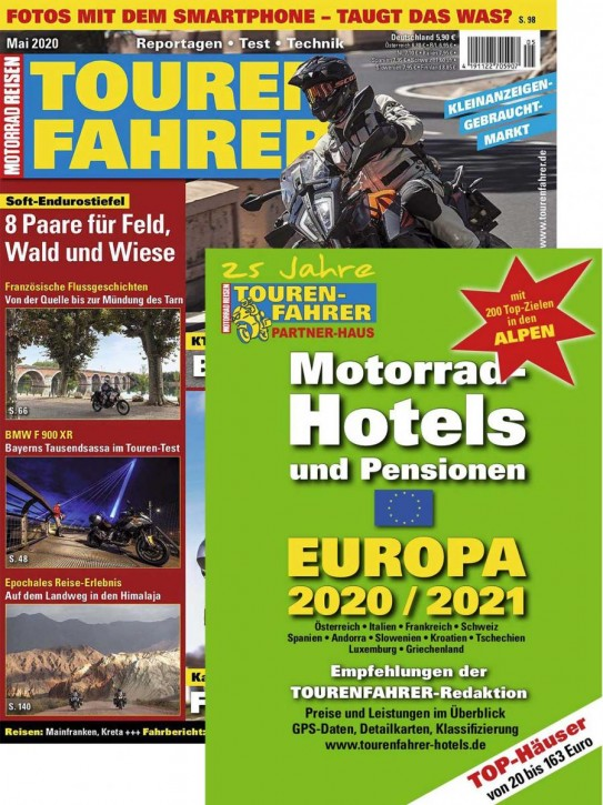 TOURENFAHRER Mai 2020 E-Paper