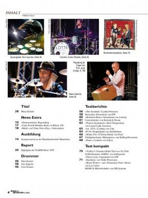 drums&percussion März/April 2019 E-Paper
