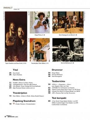 drums&percussion März/April 2021 E-Paper