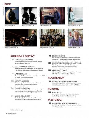 FONO FORUM Februar 2019 gedruckte Ausgabe
