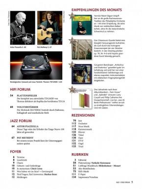 FONO FORUM April 2021 E-Paper