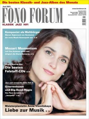 FONO FORUM Juni 2021 E-Paper