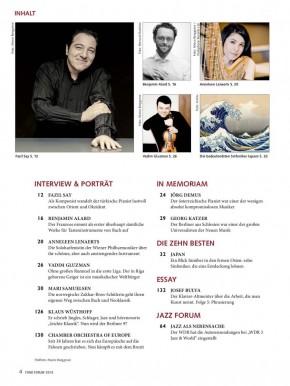 FONO FORUM Juli 2019 gedruckte Ausgabe