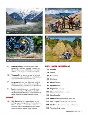 MotorradABENTEUER März/April 2020 gedruckte Ausgabe