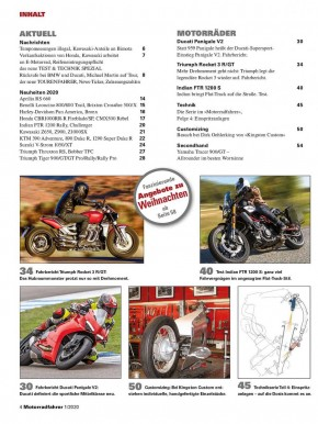 MOTORRADFAHRER Januar 2020 E-Paper