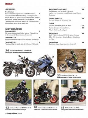 MOTORRADFAHRER Februar 2020 E-Paper