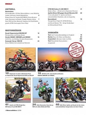 MOTORRADFAHRER April 2019 gedruckte Ausgabe