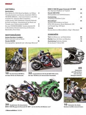 MOTORRADFAHRER Oktober 2019 E-Paper