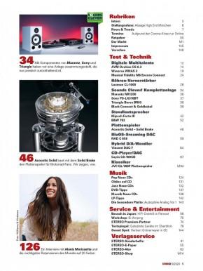 STEREO Mai 2020 gedruckte Ausgabe