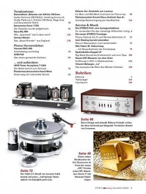 HiFi analog SPEZIAL - 2/2020 gedruckte Ausgabe