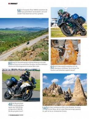 TOURENFAHRER Mai 2020 gedruckte Ausgabe