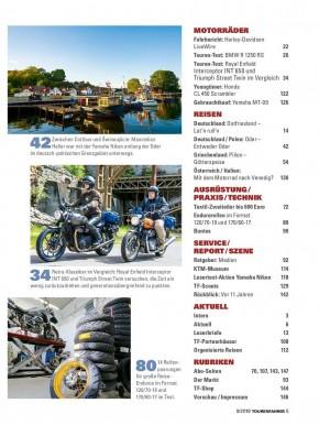 TOURENFAHRER September 2019 gedruckte Ausgabe
