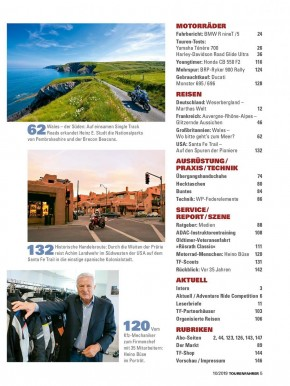 TOURENFAHRER Oktober 2019 E-Paper