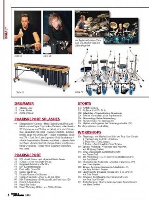 drums&percussion März/April 2011