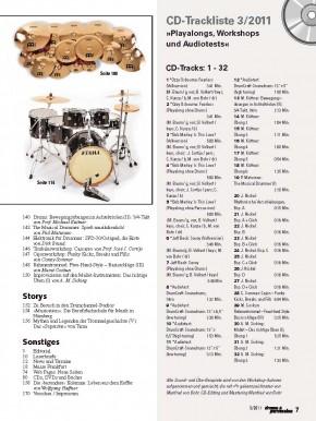 drums&percussion Mai/Juni 2011