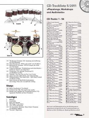 drums&percussion September/Oktober 2011