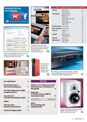 HIFI Digital 3/2012 E-Paper