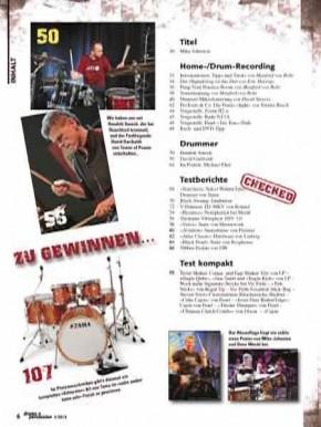 drums&percussion September/Oktober 2012