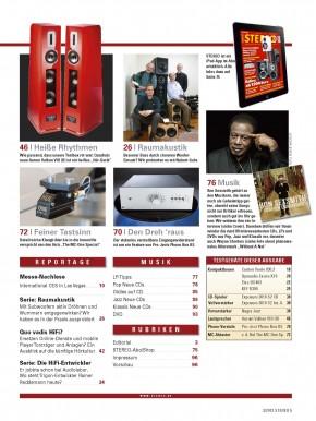 STEREO März 2013 gedruckte Ausgabe