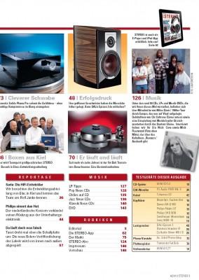 STEREO April 2013 gedruckte Ausgabe