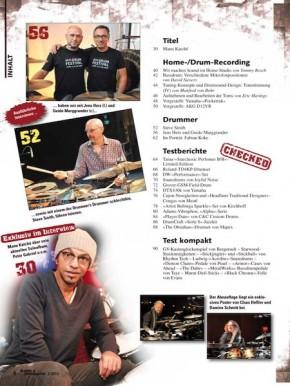 drums&percussion März/April 2013 E-Paper