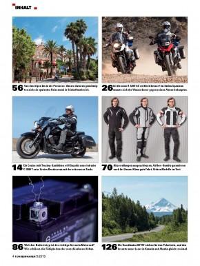 TOURENFAHRER Mai 2013 gedruckte Ausgabe