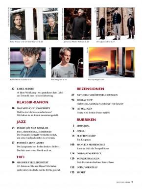 FonoForum Oktober 2013 E-Paper