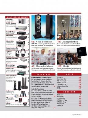 STEREO Dezember 2014 gedruckte Ausgabe