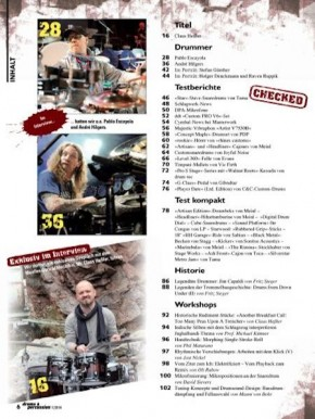 drums&percussion Januar/Februar 2014 E-Paper